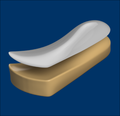 Cad Cam Orthotics Polypropylene Option